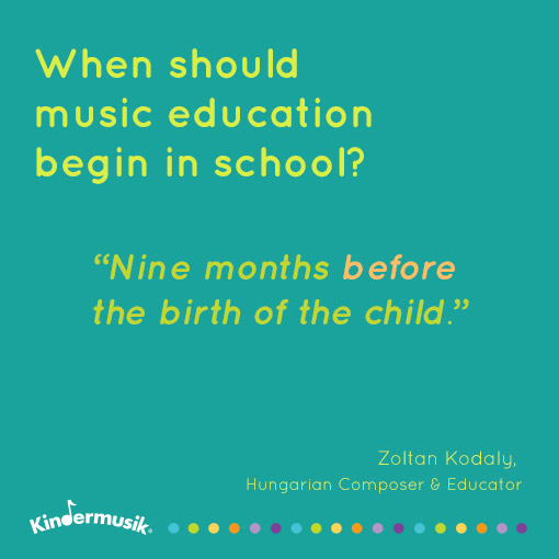 Kindermusik Savannah early music lessons children
