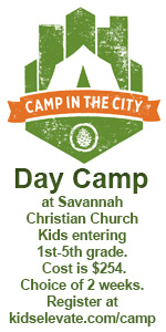 Summer Camps Savannah Camp in the City 2016