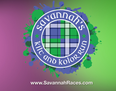 Kilt and Kolor Run Savannah LDSS