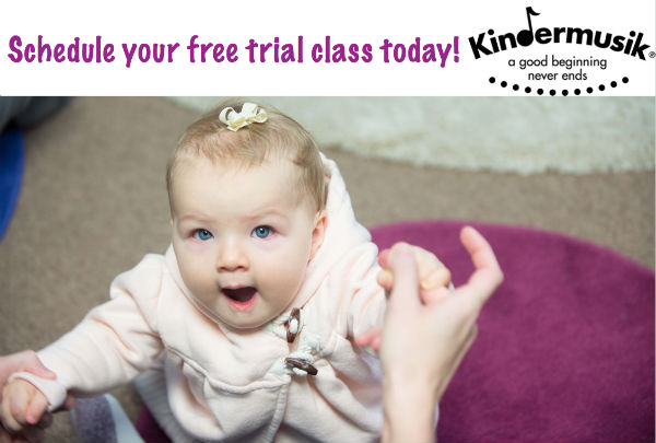 Kindermusik toddler baby classes Savannah