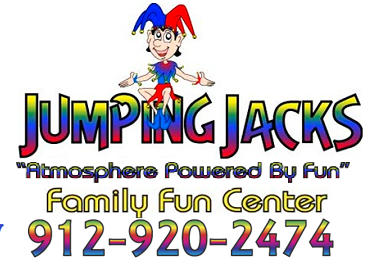 Jumping Jacks indoor inflatable play center Savannah