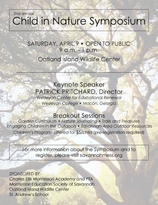 Child in Nature Symposium