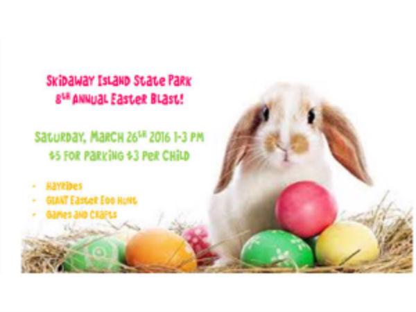 Easter Egg Hunts in Savannah 2016