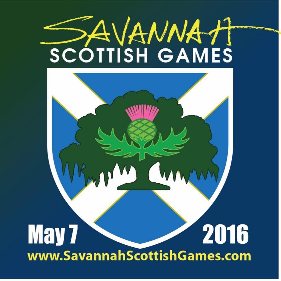 Savannah Scottish Games 2016
