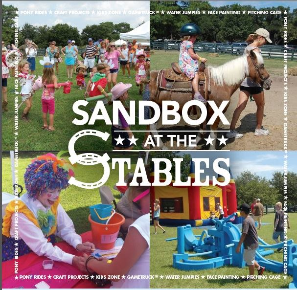 Sandbox at the Stables Hilton Head Memorial Day events