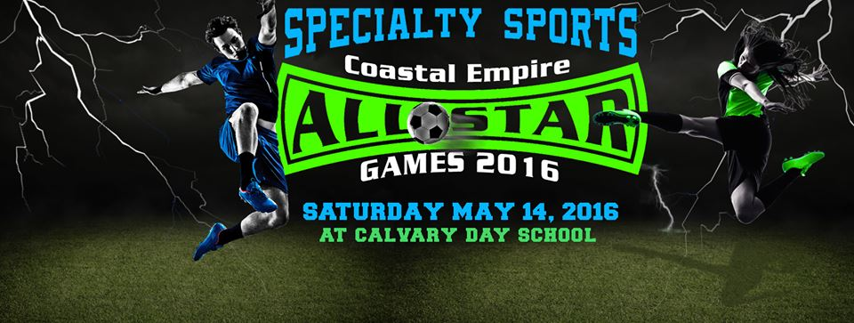 Coastal Empire AllStar Games 2016 Soccer