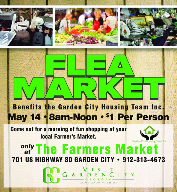 Garden City Flea Market Farmers Market