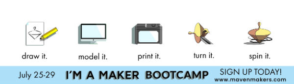 Maker Bootcamp Savannah