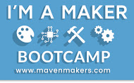 I'm a Maker Bootcamp Savannah Summer Camps 2016