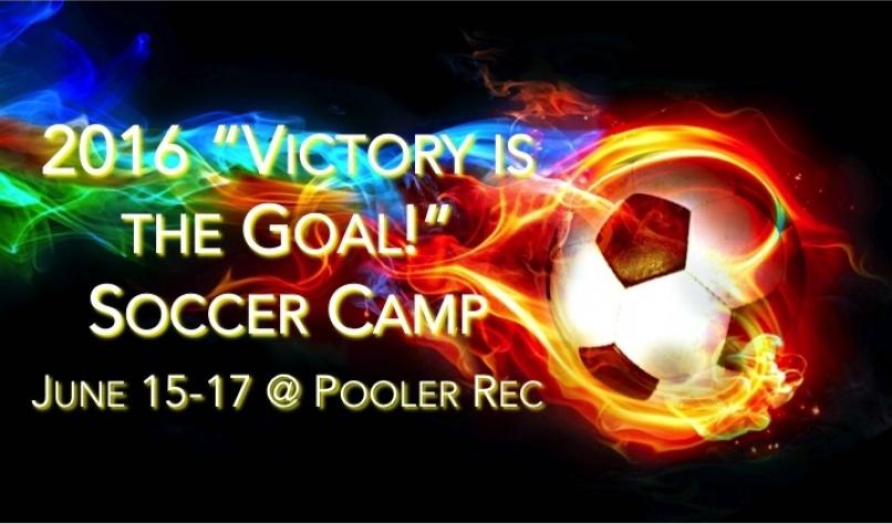 Summer Soccer Camp in Pooler