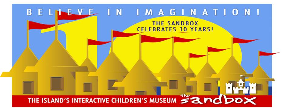 Big Summer Blowout Sandbox Children's Museum Hilton Head