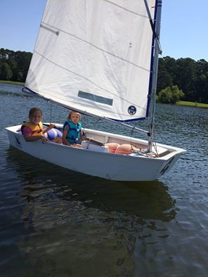 saturday sailing lessons lake mayer