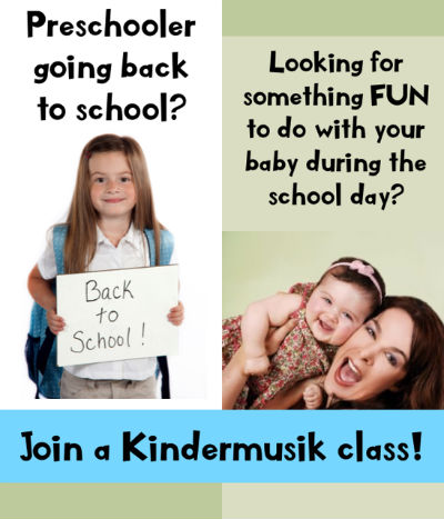 Kindermusik Savannah Music Instrument Lessons