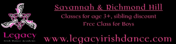 After-school Irish Dance Classes Savannah Legacy Irish Dance