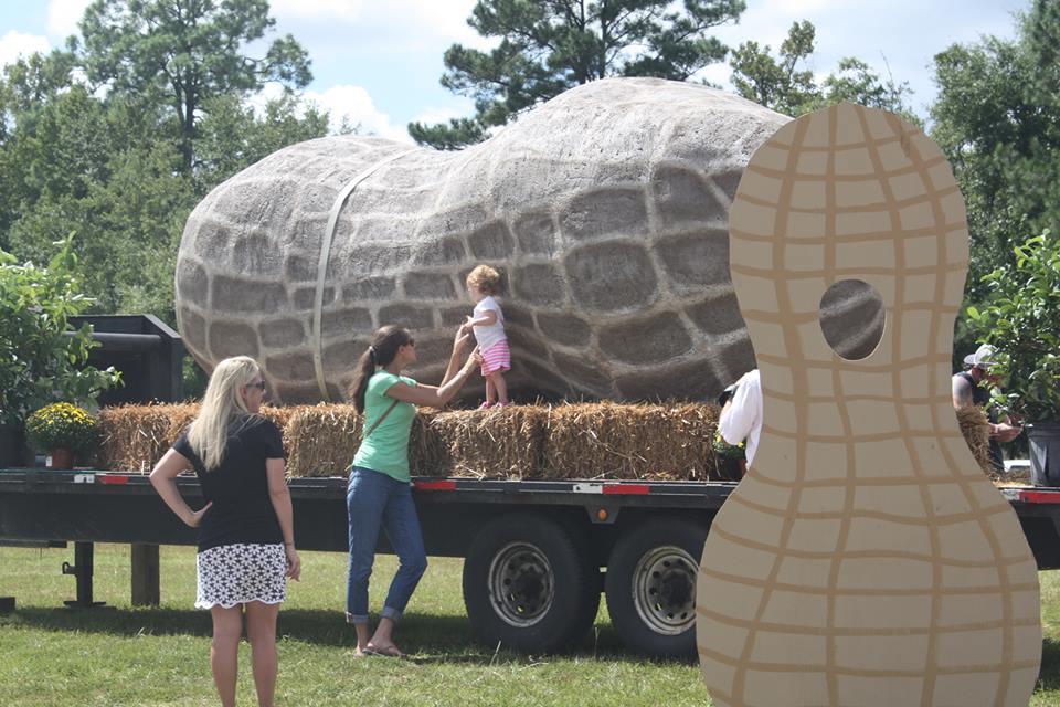 Free Peanut Festival Bluffton SC