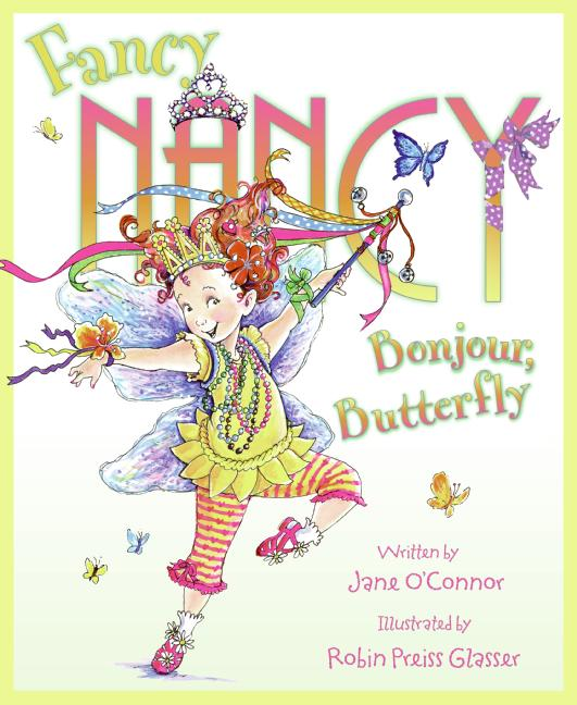 Fancy Nancy author Jane O'Connor Savannah Children's Book Festival 2016
