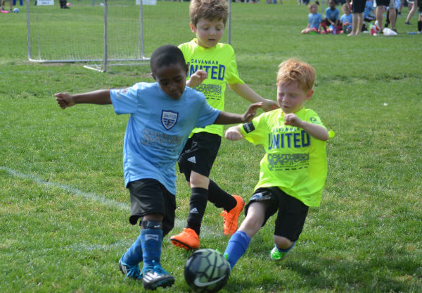 Savannah United Fall Registration 2016 soccer youth