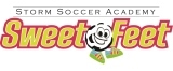 Preschool Toddler Soccer Sweet Feet Storm Soccer Savannah
