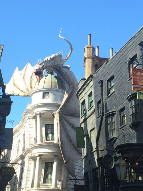 Universal Studios travel deal