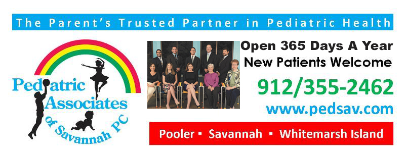 Pediatricians Savannah sick clinic