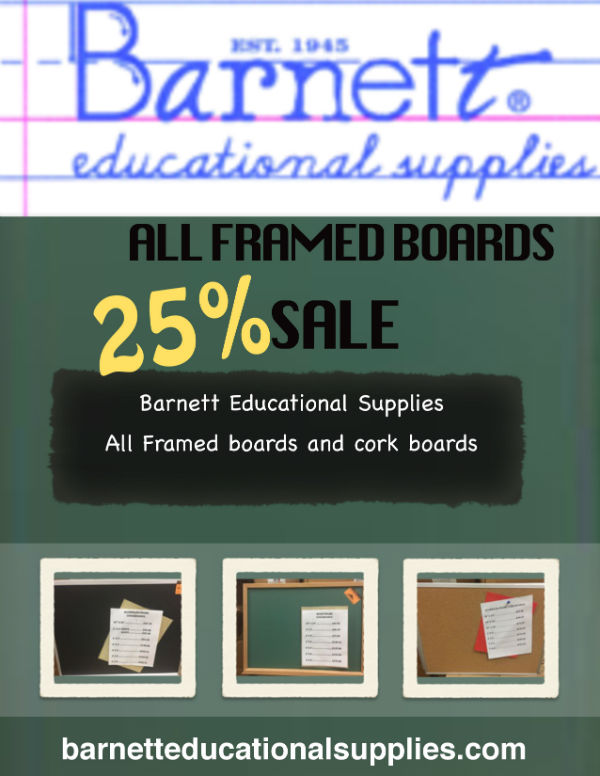 Barnett Savannah School Supply Sale 2016