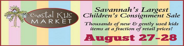 Coastal Kids Market Fall 2016 Savannah consignment
