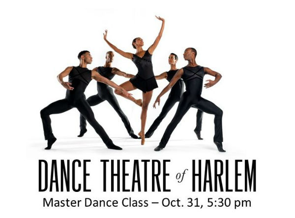 Dance Theatre of Harlem Savannah Hilton Head Is. Bluffton