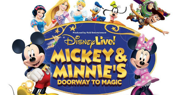 Disney Live! Savannah October 2016