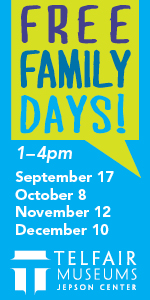 Telfair Museum Jepson Center Family Free Days 2016 Savannah