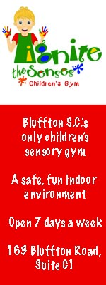 Ignite the Senses Sensory Gym Bluffton SC