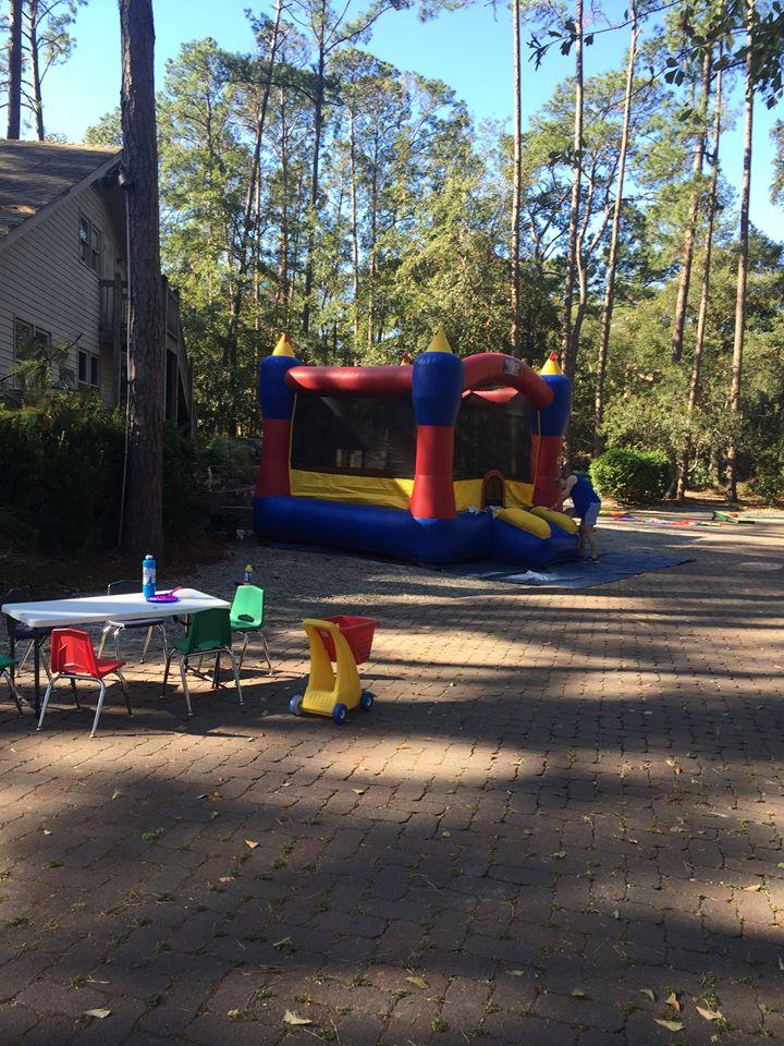 Free outdoor activities Sandbox Children's Museum Hilton Head Is.