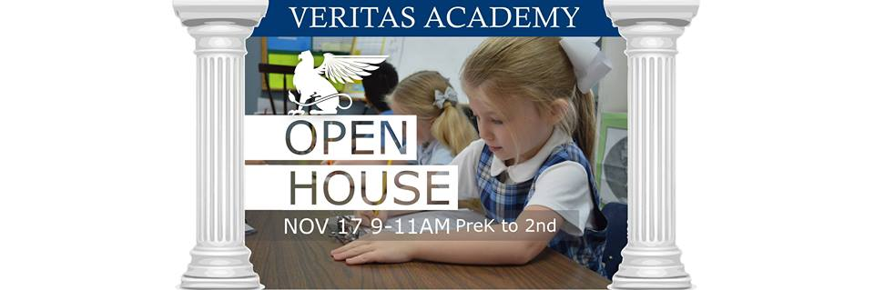 Veritas Academy Savannah Open House Schools