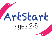 Art classes Hilton Head Bluffton children ArtStart