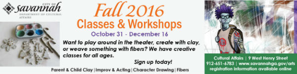 Kids Art Acting Classes Savannah