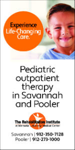 Speech therapy Savannah Memorial Pooler