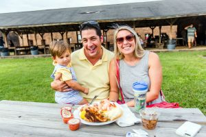 Old Fort Jackson auction family-friendly lowcountry boil Savannah