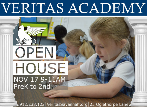 Veritas Academy Savannah Schools Open House 2016