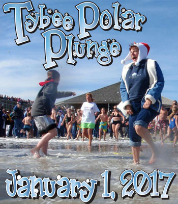 Tybee Polar Bear Plunge 2017 registration