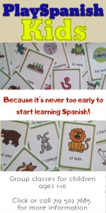 Group Spanish Classes for kids Savannah