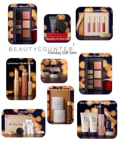 Beautycounter Savannah healthy cosmetics