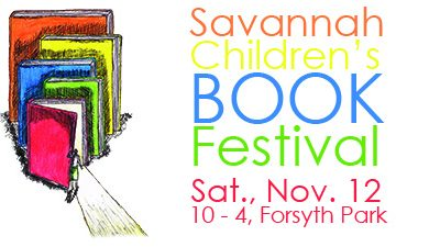Free Savannah Children's Book Festival Forsyth Park 2016 Savannah