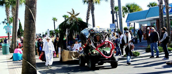 Tybee Christmas Parade Free Events