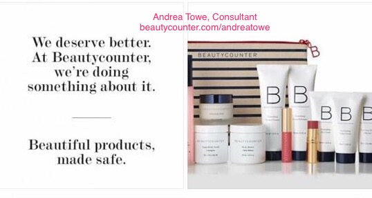 Beautycounter safe toxic free Savannah