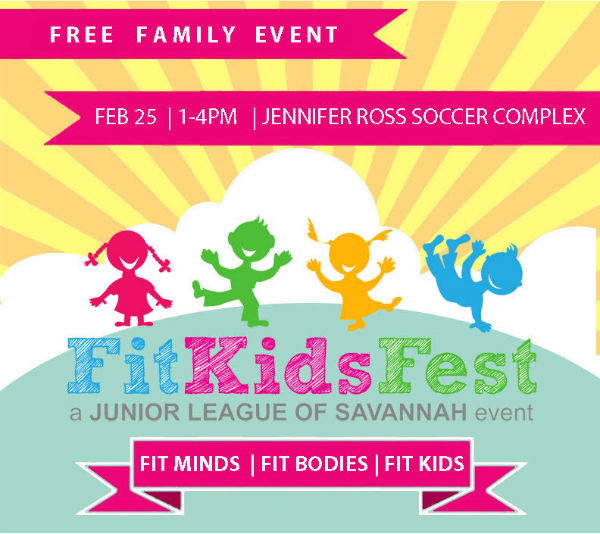 FitKids Fest Junior League