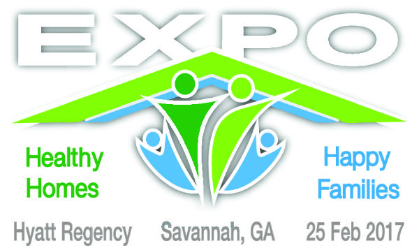 Healthy Homes Happy Families Savannah Expo 2017