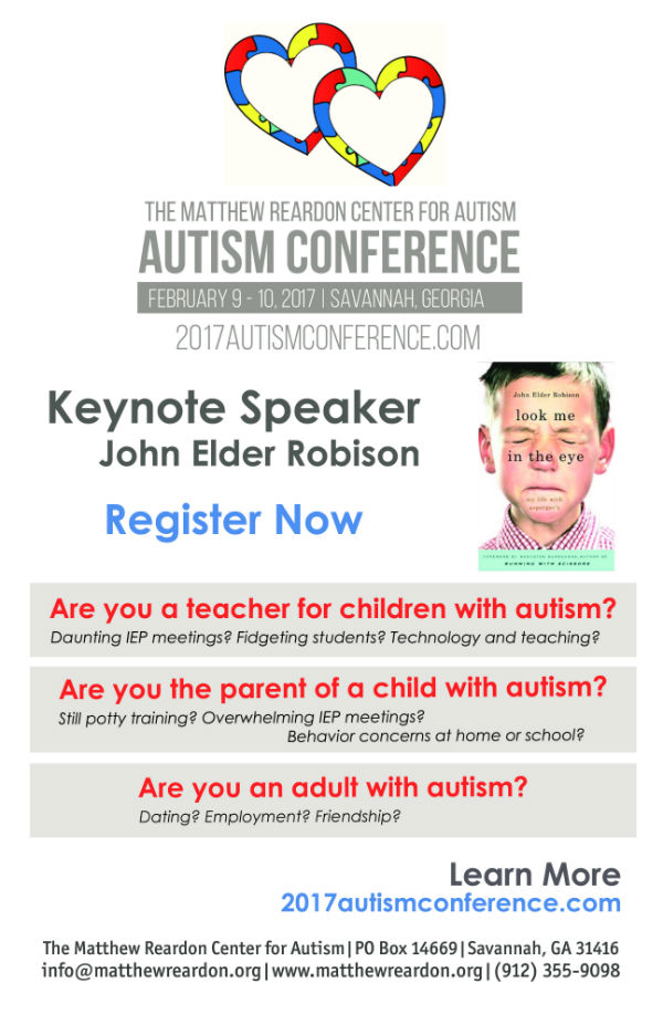 autism savannah conference asperger