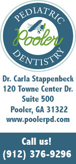 Savannah dentists Pooler Pediatric Dentistry