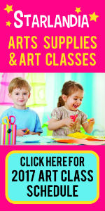 Starlandia Art Classes Savannah Mommy and Me