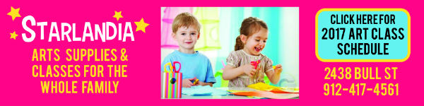 Starlandia Art Supply Youth Toddler Classes Savannah