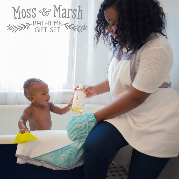 Moss & Marsh Savannah bath gift set shower gifts discount code